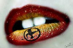 Colorful Lips art Designs #lip #art www.loveitsomuch.com