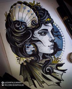@ninagoth #art #design