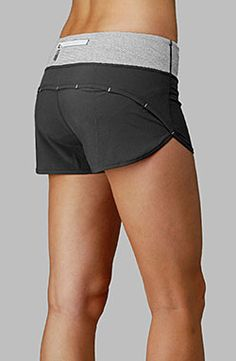 crazy running shorts | 2010+0522+Lululemon+Run+Speed+Short+Coal+Rear