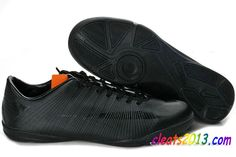Nike Mercurial Vapor VII Superfly III IC - All Black $54.67