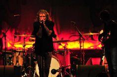Robert Plant, 29 de outubro de 2012, Gigantinho