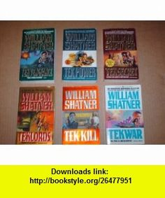 4 Book Set of Science Fiction By William Shatner (TekLab; TekLords; TekWar; TekVengence) William Shatner ,   ,  , ASIN: B005EISKHI , tutorials , pdf , ebook , torrent , downloads , rapidshare , filesonic , hotfile , megaupload , fileserve