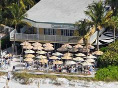 Enjoy beachside dining and a gracious and knowledgeable staff at The Turtle Club at Vanderbilt Beach Resort. Naples, FL.
