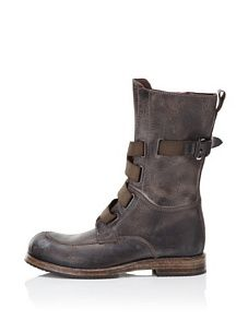 am Shoes - Leather High Top Boot Leather High Tops, Leather Men, Leather Shoes, Me Too Shoes, Men's Shoes, Shoe Boots, Tall Boots, Fashion Boots, Mens Fashion