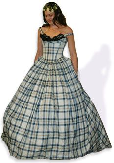 Sara's favourite  dress. she cannot wait to marry a scottish guy so they can match on the day that they are united in marriage :) I get to be in the wedding party! but not Meghan.