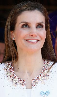 All about Queen Letizia