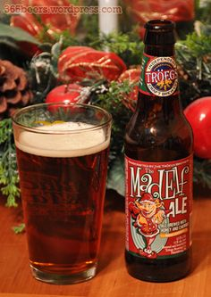 'tis the season - Mad Elf Ale Tequila, Beers Of The World, Bar Drinks, Beverage, Beer Company, Cream Soda, Breakfast Of Champions, Winter Warmers, Root Beer