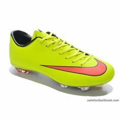 newest collection 7fc09 0f22a Nike Mercurial Victory X FG Fluorescent Green Orange  63.99