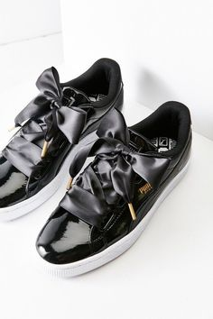 Basket Heart Patent Leather Sneaker by Puma on ShopStyle.