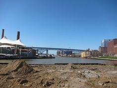The newest view of the Cuyahoga River, April 2016