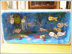 Kids Craft Weekly - Issue 11 - Underwater (Ocean week)