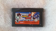 Sonic Battle for Gameboy Advance - cartridge only Modern Games, Sonic The Hedgehog, Battle