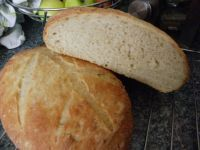 Make Your Own Sourdough Starter using whole wheat. Great science experiment.