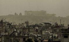 Υψηλές θερμοκρασίες και σκόνη την Τρίτη : aek365
