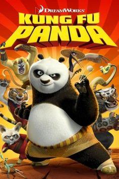 Kung Fu Panda.... Watching at the end of China study!
