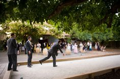 Let the games begin! Lawn Games for your Wedding Day Sonoma Vineyards, Lawn Games Wedding, Vintage Garden Parties, Ethereal Wedding, Once Wed, Our Wedding, Wedding Stuff, Wedding Tips, Wedding Reception