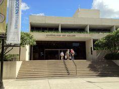 Queensland Gallery of Modern Art | GOMA, Queensland, Australia