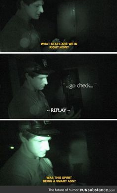 Funny pictures about This Ghost Is Not Like Other Ghosts. Oh, and cool pics about This Ghost Is Not Like Other Ghosts. Also, This Ghost Is Not Like Other Ghosts photos. Ghost Adventures Funny, Funny Ghost, Ghost Ghost, Funny Memes, Jokes, Funny Videos, Ghost Hunters, Ghost Stories, My Tumblr