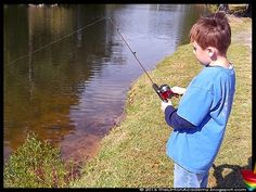 A Bear Goes Fishing Elective #4.... Fishing Derbies for Cub Scouts