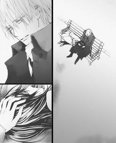 ♥ZEKI♥ It's at times like this where I wish I was Yuki #VampireKnight