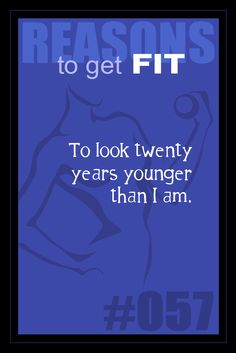 365 Reasons to Get Fit - #057