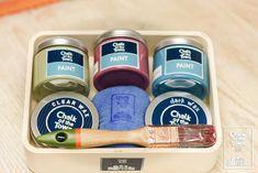 Best Chalk Paint, Dark Wax, Kit, Colors, Colour, Color, Hue