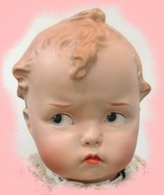 Baby Doll by Gebruder Heubach Co. 1910