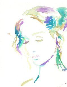 Gratitude by Jessica Buhman Print of Original by ArtbyJessBuhman, $25.00