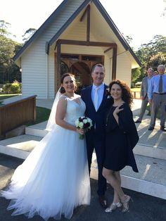 Suzanne Riley Marriage Celebrant at AnnaBella Chapel