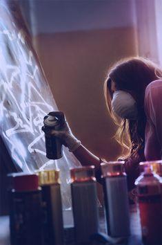 Kat von Rose / Art Studio 2017   -   #art #fineart #vsco #contemporary #사진 #아트 #modernart #softgrunge #영감 #alternative #grunge #アート #写真撮影 #contemporaryart #aesthetic #pale #graffiti #90s #фотография #pastelgrunge #pastel #fashion #vogue #mood #artstudio #style