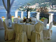 During my wedding planning days. Wedding, villa passalacqua in lake como - photo by Sarah Allard