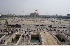 Top 20 things to do in Beijing: Tiananmen Square