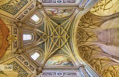 Capilla de San Frutos - Catedral de Santa María de Segovia by neobit #Architecture #fadighanemmd