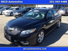 2011 Toyota Camry $11950 http://www.CARSINMOBILE.NET/inventory/view/9499459