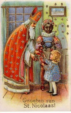MATIN LUMINEUX: Bonne St Nicolas