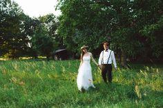 Brautpaarfotos im Spreewald • Steph & Thomas - Paul liebt Paula | Hochzeitsfotograf Berlin
