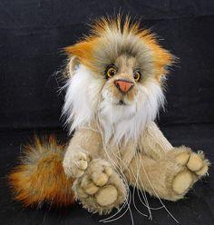 Claude the LionBear By Bears of Bath - Bear Pile
