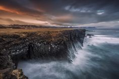 Shot in Arnarstapi during our photo workshop with www.iceland-photo-tours.com