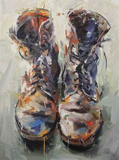 Studio Boots | Paul Wright