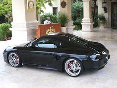 Porsche 986 Boxster hardtop conversion