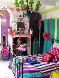 Bohemian Bedroom | Sumally