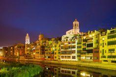 Gerona: la ciudad de los colores