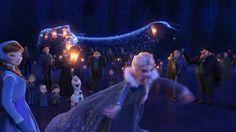 Disney Olaf Frozen Adventure: Elsa and her powers by blueappleheart89.deviantart.com on @DeviantArt