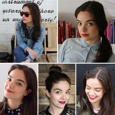 Lipstick Challenge: a different lipstick every day