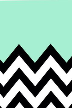 love this! mint zebra zig zag wallpaper! #mint #zebra #zigzag #wallpaper #preppy #iphone iPhone tumblr wallpaper