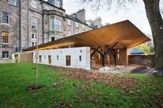 © Chris Humphreys Architects: Simpson & Brown Location: George Square, Edinburgh, City of Edinburgh, UK Architect In Charge: Simpson & Brown Year: