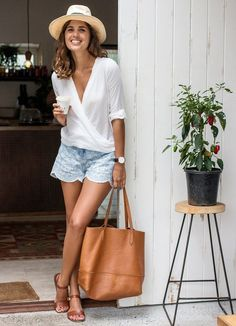 5 Classically Gorgeous Ways To Wear White - Wandeleur