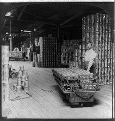 Storeroom factory (1907)