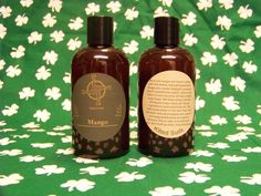 Mango Liquid Soap 8oz Shower Gel Bath and Body by KiltedSuds