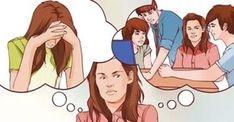 INSICUREZZA ... Ecco i 4 segni che mostrano una persona insicura